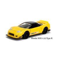 Jada JDM 1/32 - 2002 Honda NSX Type R Japan Spec - yellow