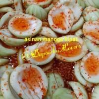 Asinan Mangga Kipas (Best Seller)