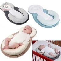 Grosir Bantal Tidur Anti Berguling Bentuk Kepala Datar Untuk Bayi
