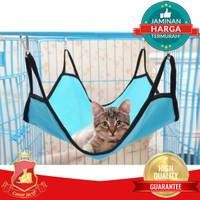Pet Hammock Kandang / Tempat Tidur Kucing Gantung ( Ayunan )