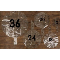 Balon Jumbo PVC Transparan / Balon Transparan / Balon PVC 36 Inch