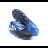 Terbaru Sepatu Bola Specs Equinox FG black tulip blue original