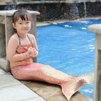 baju anak mermaid baju duyung termurah
