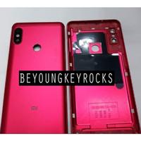 Backdoor Tutup Belakang Xiaomi Redmi Note 5 Pro MERAH Original