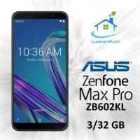 PS1 Asus Zenfone Max Pro M1 3/32 ZB602KL Garansi Resmi 1 Tahun