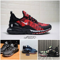 Sepatu Nike Airmax 270 Bape Premium Edition