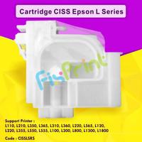 Cartridge CISS Tinta Printer Epson L350 L355 L360 L365 L380 L385 L405