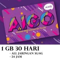 VOUCHER AXIS AIGO 1GB