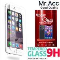 Mr.Acc Tempered Glass Oppo F5 - Anti Gores Kaca Oppo F5 Youth
