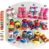 SKD01 - skidder shoes sepatu kaos kaki karet anak balita bayi baby
