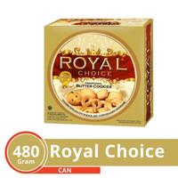 Royal Choice Butter Cookies Biskuit Kaleng 480gram