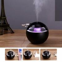 lampu tidur RGB aroma terapi USB humidifier-mist maker-pelembab udara