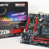Gigabyte GA-AB350M-Gaming 3 Socket AM4
