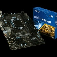 MSI B250M-Pro VH LGA1151 B250 DDR4 by WPG Motherboard