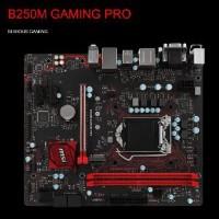 [Promo] B250M GAMING PRO bundle MSI Interceptor Mouse DS B1