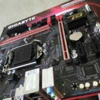 Gigabyte h110m H 110 M Gaming 3 Socket 1151