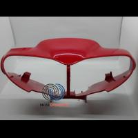 Batok Lampu Depan /Body HeadLamp Jupiter Z Lama Yamaha Original - Merah