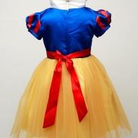 Baju Dress Kostum Princess Snow White Putri Salju