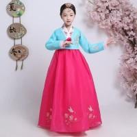 baju anak dress hanbok girl kostum korea tradisional