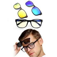 Kacamata Malam Ask Vision Magnet 3in1 Night View