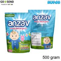Anzav Soft Baby Detergent, Deterjen Cloth Diaper dll