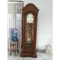 BISA TAWAR - Tinggi 230 cm Jam Junghans Asli dari Jerman Germany