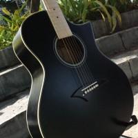Gitar Akustik Cort NDX-20 Maple Bonus Tas & Pick Alice