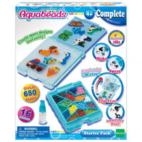 Mainan Edukasi Aquabeads Starter Pack