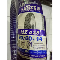 Ban Motor Matic Mizzle 90/80-14 MZ-028 Tubetype - Bukan Tubeless