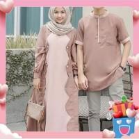 baju couple busana muslim