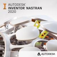 Autodesk Inventor Nastran 2020 PC Windows Full DVD Software