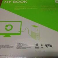 Hardisk External WD Mybook Personal Storage 6TB SALE