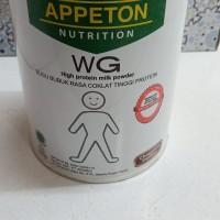 Appeton WG coklat kemasan kaleng 450gr