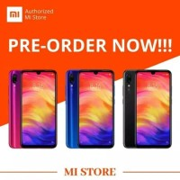HP XIAOMI REDMI NOTE 7 RAM 6GB ROM 64GB - XIOMI MI NOT 7 6/64 GB