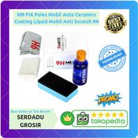 MR FIX Poles Mobil Auto Ceramics Coating Liquid Mobil Anti Scratch 9H