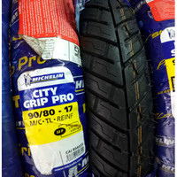BAN MICHELIN 90/80-17 CITY GRIP PRO Michelin 90 80 17
