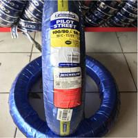 Ban Motor Tubeless Michelin Pilot Street 100/80-14 Michelin 100 80 14