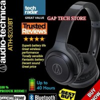 paling berkualitas dan terlaris AUDIO TECHNICA ATH S 200BT / S200BT