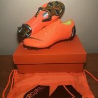 GM - sepatu bola nike mercurial vapor 12 elite fg orange