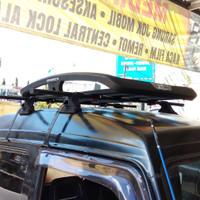 Roof Rack Mobil / Rak Bagasi Mobil Hummer Foxco Original