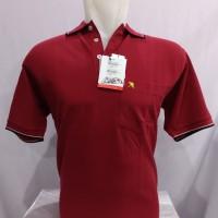 Kaos Kerah Polo Shirt ARNOLD PALMER Original Merah Maroon