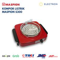 Kompor Listrik 1 Tungku Maspion S300 S 300