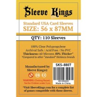 Sleeve Kings Standard USA Card Sleeves (56x87mm) - KPOP - Amethyst