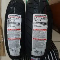 Ban Battlax Yamaha Xmax Honda Forza 120/70-15 160/60-14 SC2