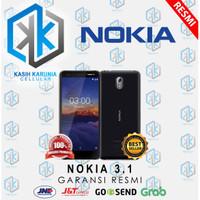 NOKIA 3.1 PLUS 3/32GB DS GARANSI RESMI