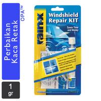 Rain X Windshield Repair Kit - Perlengkapan Kaca Mobil yang Retak