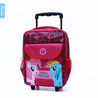 My Little Pony Squad Trolley 14 / Tas Roda Troli Troley