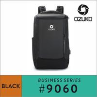 Ozuko Backpack #9060 - Black