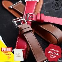 AL4SL Apple Watch Hermes Double Tour genuine leather strap Luxury