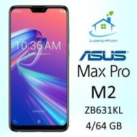 Asus Zenfone Max Pro M2 ZB631KL 4/64 GB Garansi Resmi